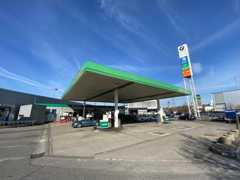 Orosol Tankstelle Hohenlimburg