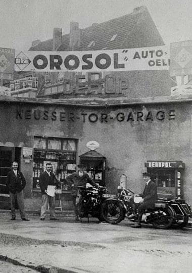 OROSOL - Kompetenz in Schmierstoffen - Unternehmensbroschüre