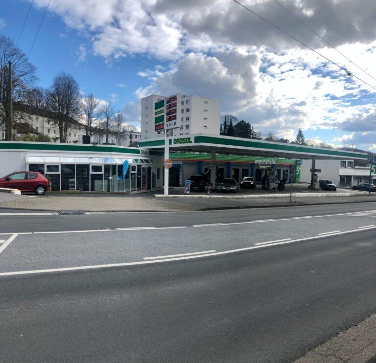 Orosol Tankstelle Iserlohn